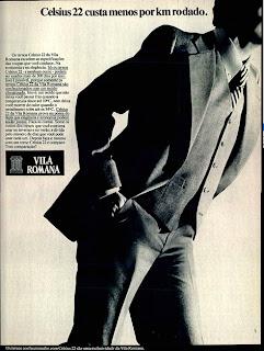 propaganda Vila Romana - 1978. moda anos 70; propaganda anos 70; história da década de 70; reclames anos 70; brazil in the 70s; Oswaldo Hernandez