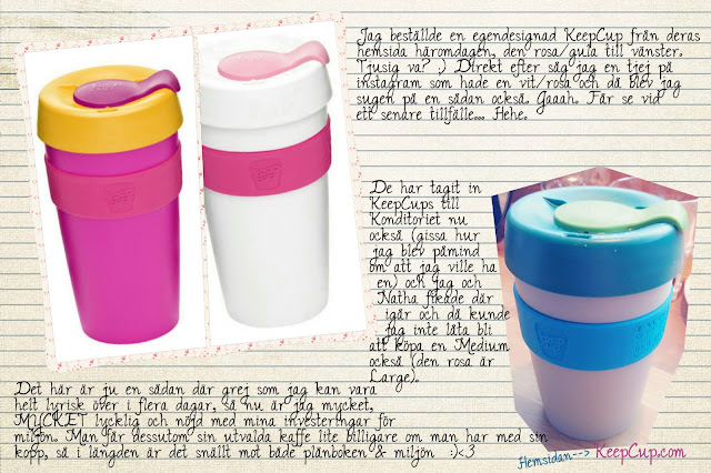 KeepCup, eco friendly, pink, colors