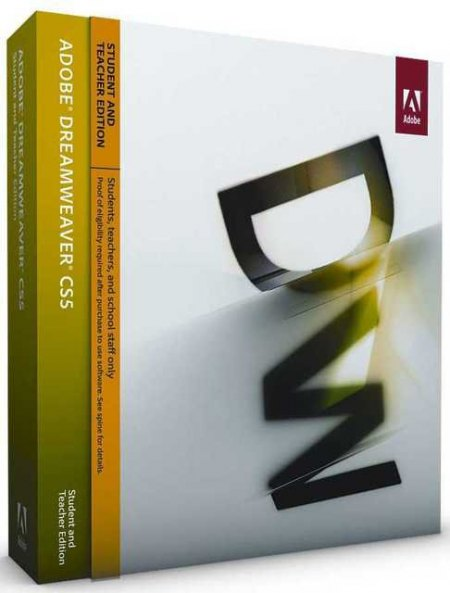 Adobe Dreamweaver CS5 v-11 (Mac OSX)