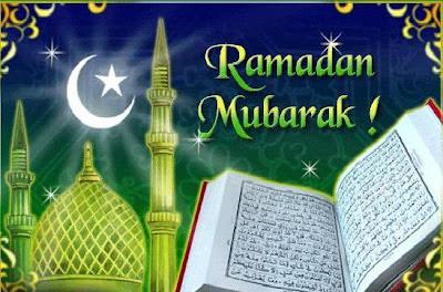 Ramadhan Bulan Penuh Berkah