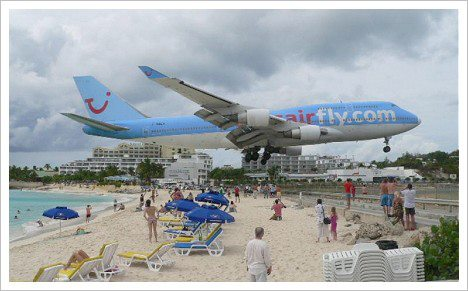 PRINCESS JULIANA INTERNATIONAL AIRPORT,