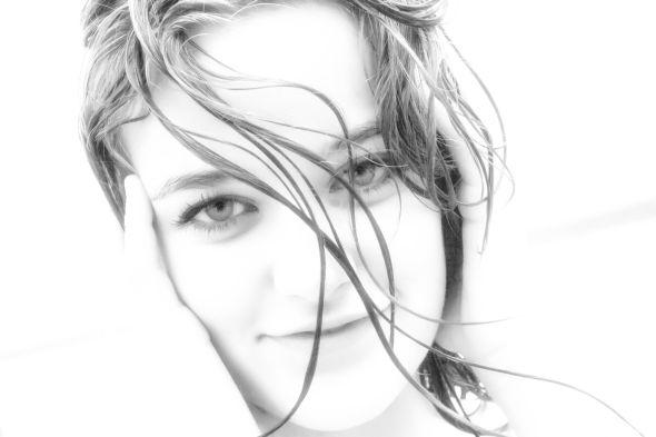 Dave Kelley photography women female models fashion Monalisa smile
