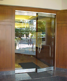 glass door designers