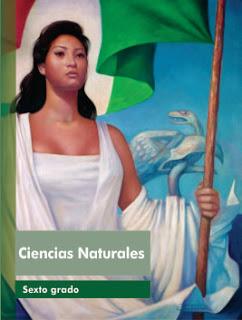 Libro de TextoCiencias Naturales Sexto grado  2015-2016