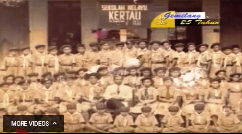 Sejarah Sekolah Kertau