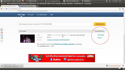 DOWNLOAD VIDEO YOUTUBE LANGSUNG TANPA SOFTWARE DENGAN SAVEFROM.NET