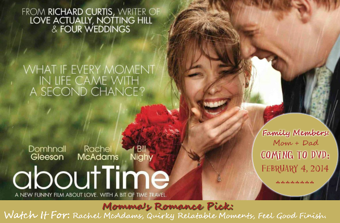 About Time Must See Romance 2013