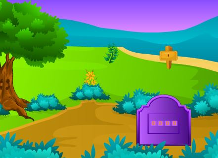 Play EscapeGamesZone Fence Treasure Escape