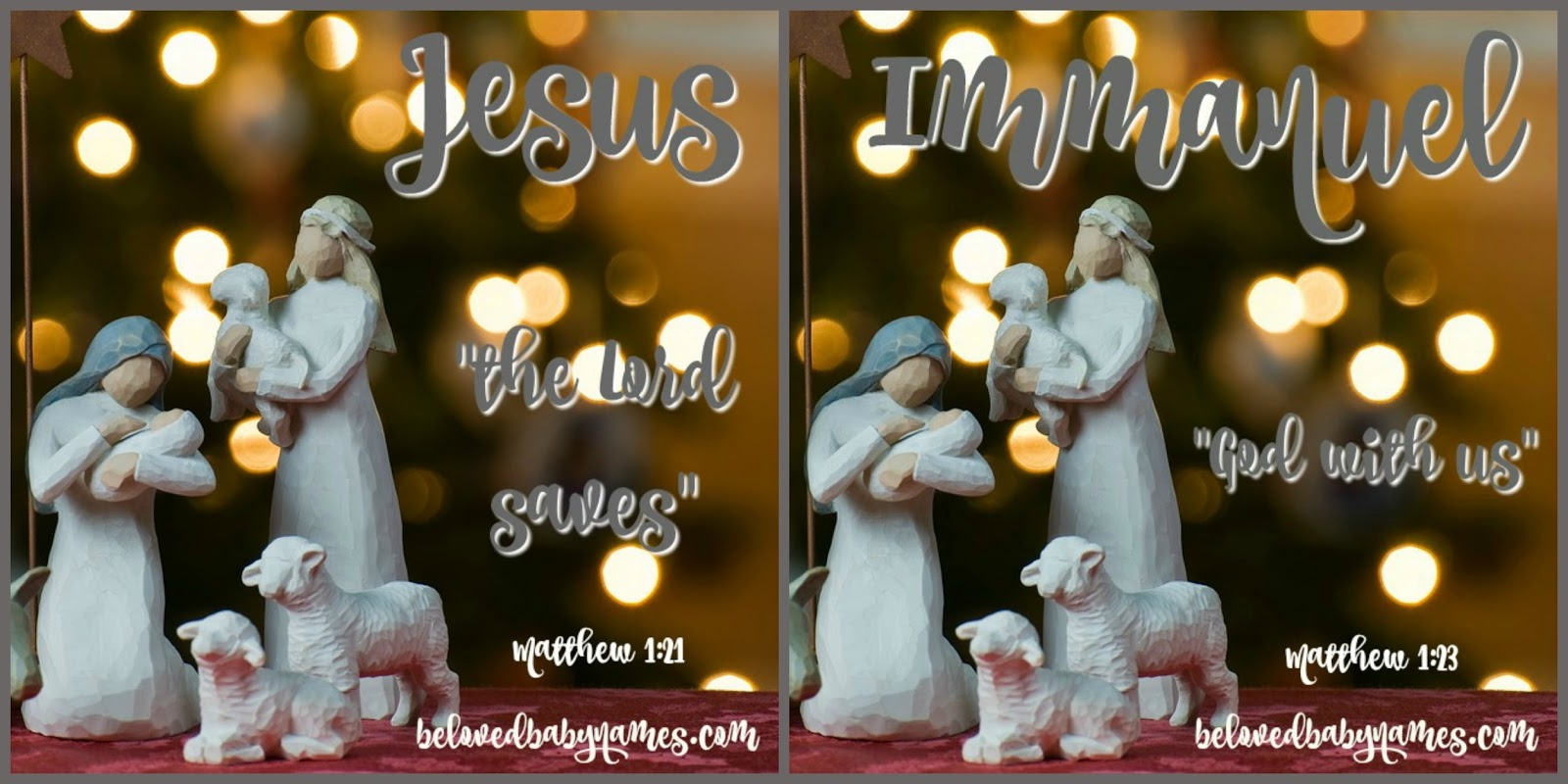 beloved baby names name stories from the bible jesus and immanuel