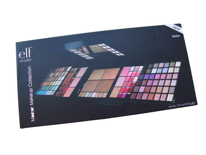 Reviews, Eyeshadows, Palette, Eyeshadow Palette, e.l.f., Master Makeup Collection