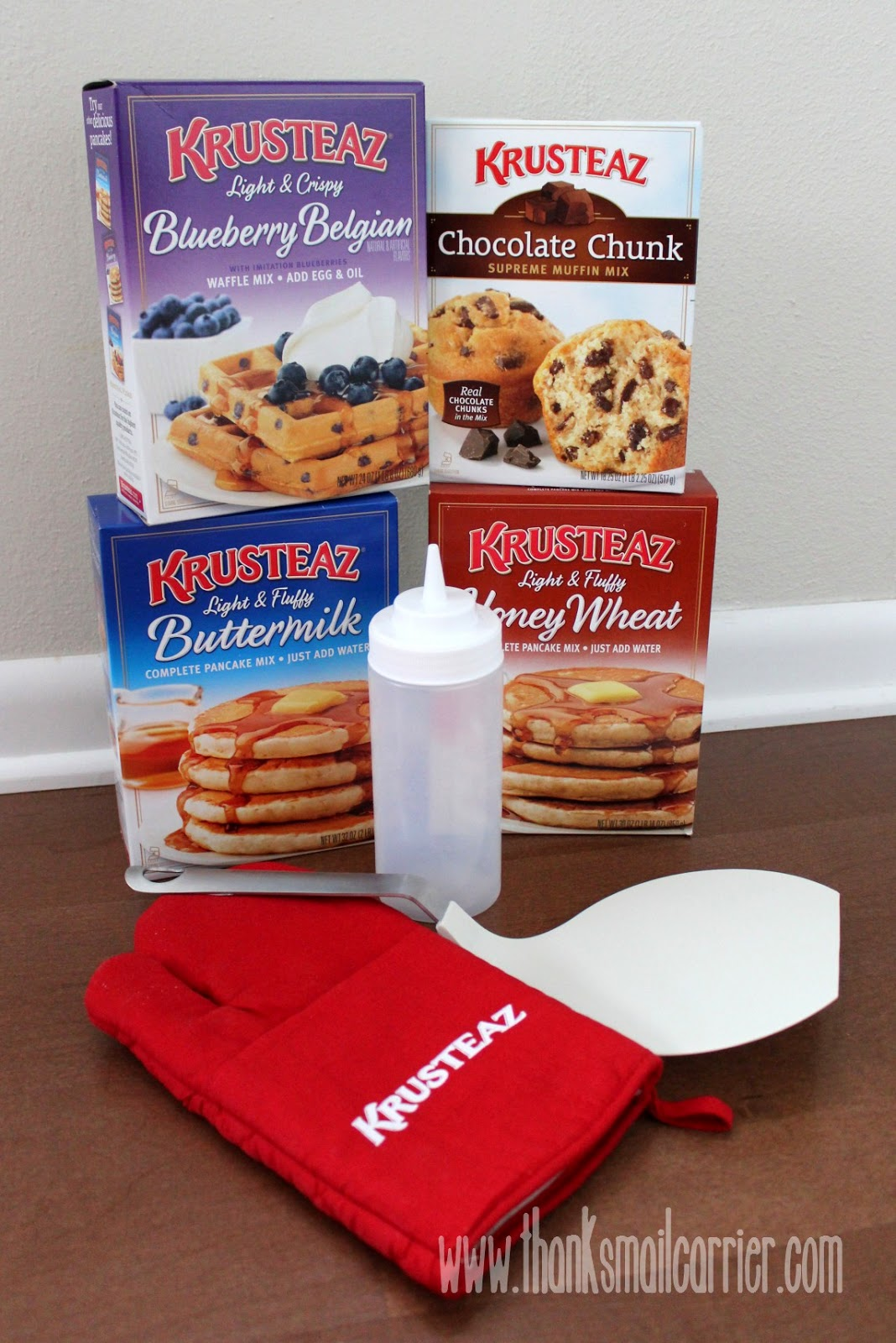 Krusteaz baking mixes