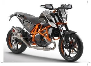 Spesifikasi KTM Duke 390