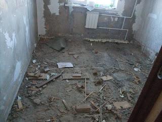 расчищаем комнату