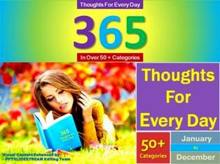 365 Thoughts For Every Day PPTdownload