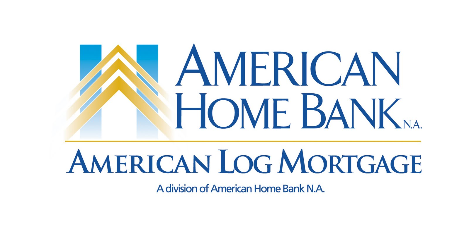 history of all logos all american home bank logos