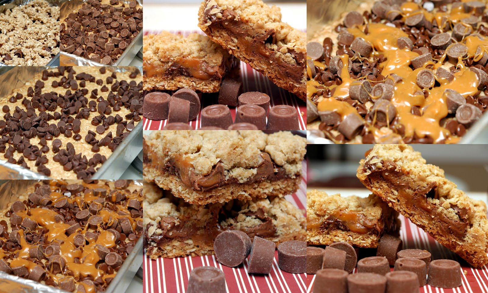 Hugs & CookiesXOXO: CARMELITA BARS STUFFED WITH ROLOS!!!