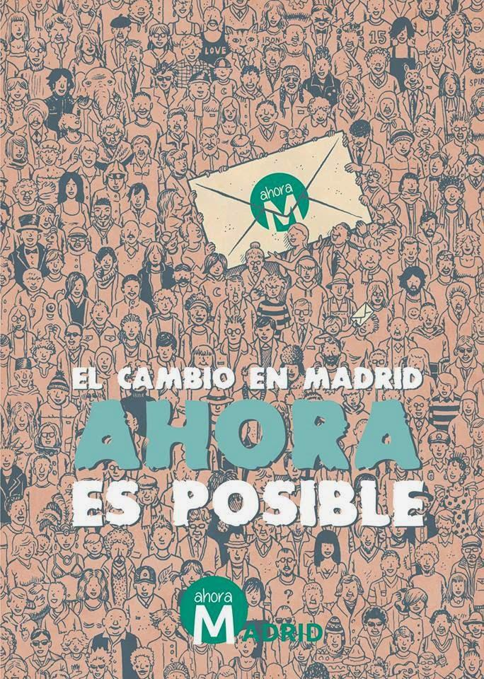 #24M Es Ahora, Madrid