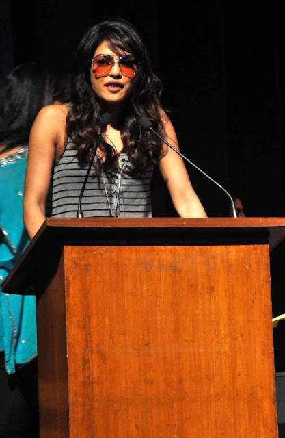 Priyanka Chopra in a Awesome Avatar at St. Andrews College