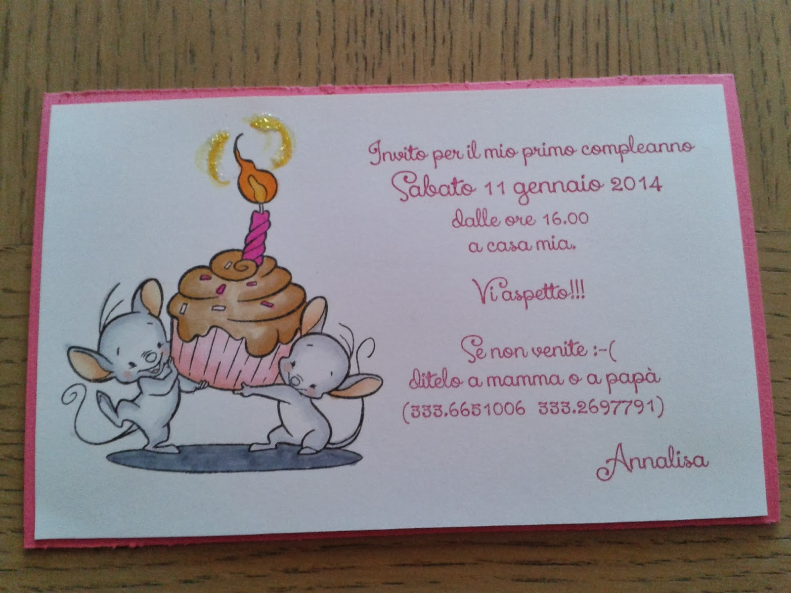 Frasi Di Auguri Di Primo Compleanno Mindy Cook Blog