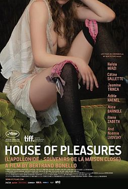 House of Pleasures 2011 Hollywood Movie or House of Pleasures 2011