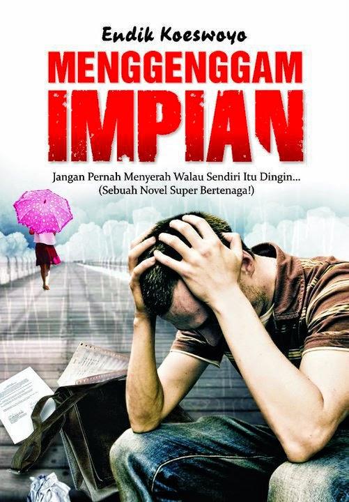 novel MENGGENGGAM IMPIAN (NEW RELEASE)