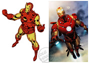 Iron Man 3 Marvel Legends Series 1: Classic Horned Iron Man (iron man marvel legends)