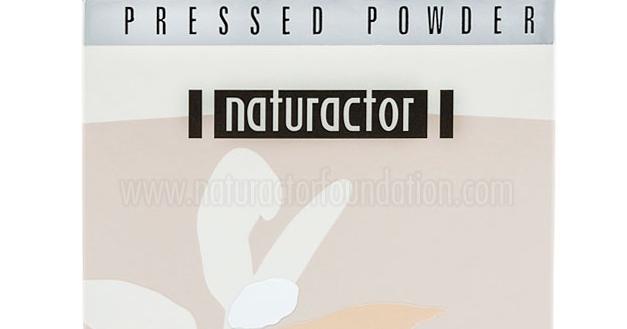 NATURACTOR PRES... Pressed Powder Reviews