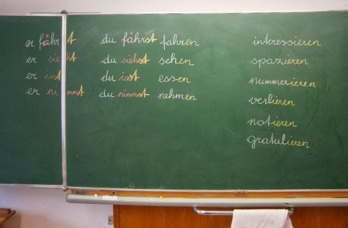 Das verfuchste Klassenzimmer: Wie wir Lernwu00f6rter u00fcben