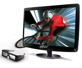 3D PC MonitAi??r Zevki