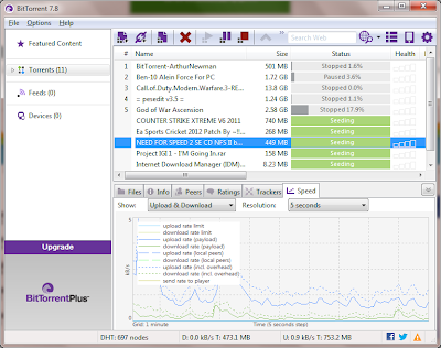 Download BitTorrent 7.8 For Free