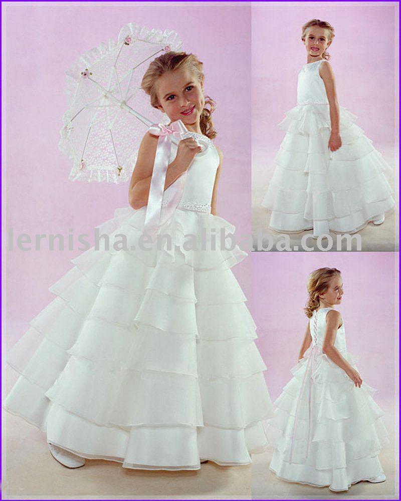 Princess Girls Dress For