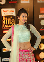 Nikki Galrani Photos at IIFA Utsavam Awards 2016