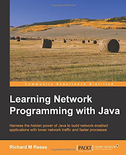 Learning Network Programming Amongst Java