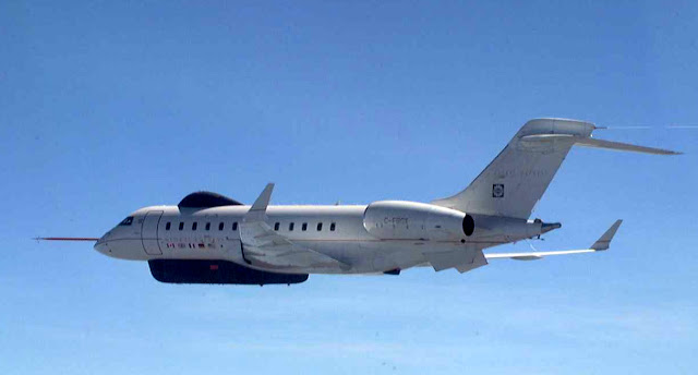 Astor AEW Aircraft (Sentinel R1)