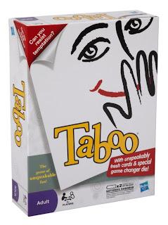 Taboo giveaway