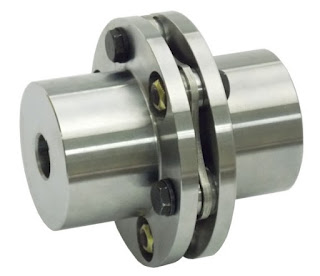 Single Disc Pack SU Type Disc Coupling by Lovejoy, Inc.