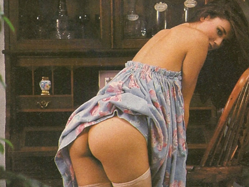 Demi Moore ass penthosue 1981