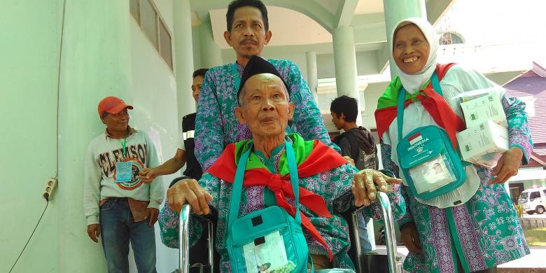 Jamaah Haji Usia 80 Tahun Diprioritaskan Berangkat