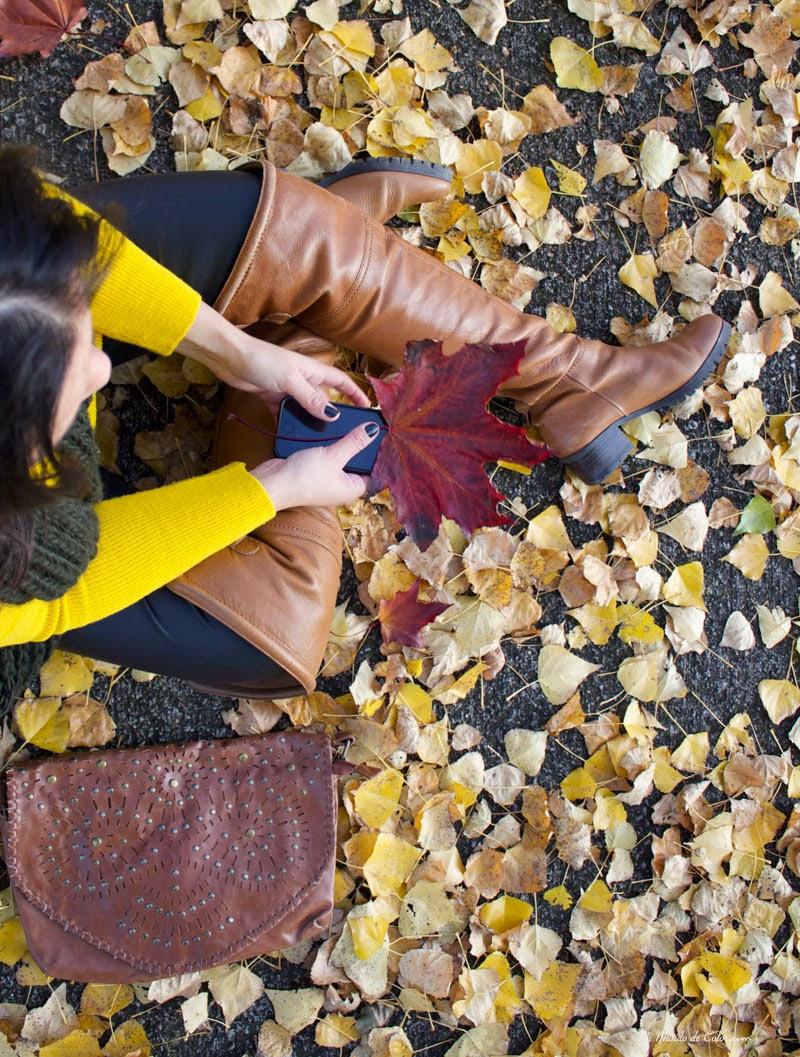 moda mujer otoño