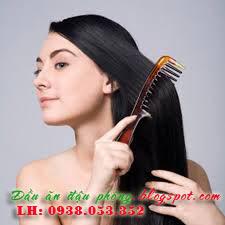 Dầu đậu phộng chăm sóc tóc hiệu quả