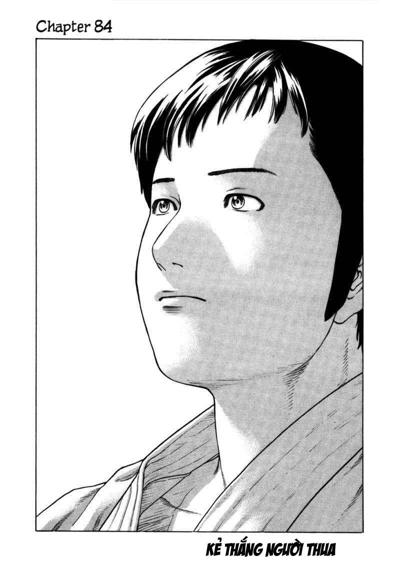 Karate Shoukoushi Kohinata Minoru chap 84 Trang 3