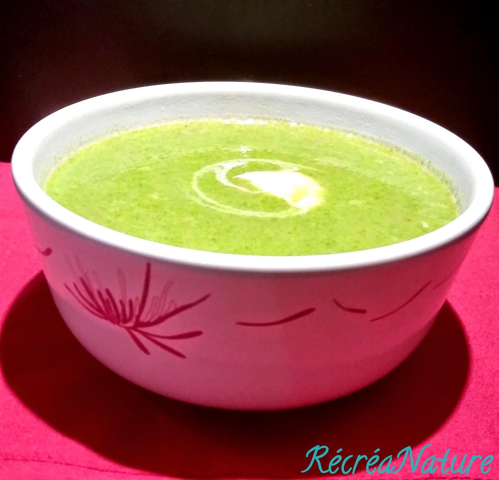 recette de soupe chaude
