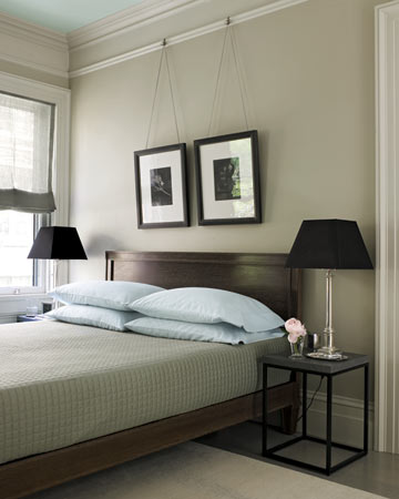 Lisa Mende Design: What Do You Have Over Your Bed?