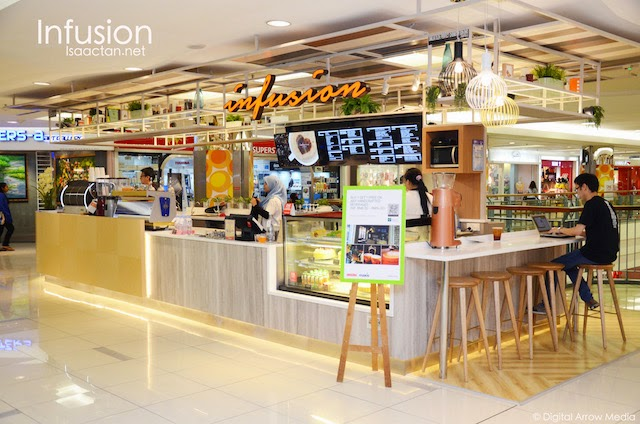 Infusion: Specialty Coffee Co @ One Utama Shopping Mall