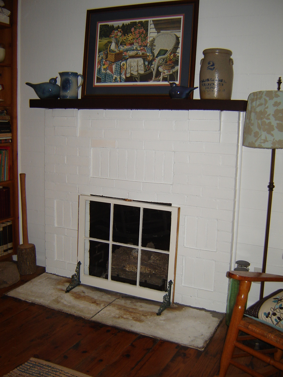 all things handcrafted tips classes and more fireplace
