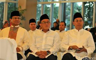 Hasil Pertemuan di Rumah Prabowo: KMP Solid Dukung Novanto