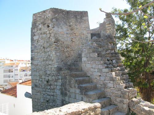 Tavira Castle, Portugal