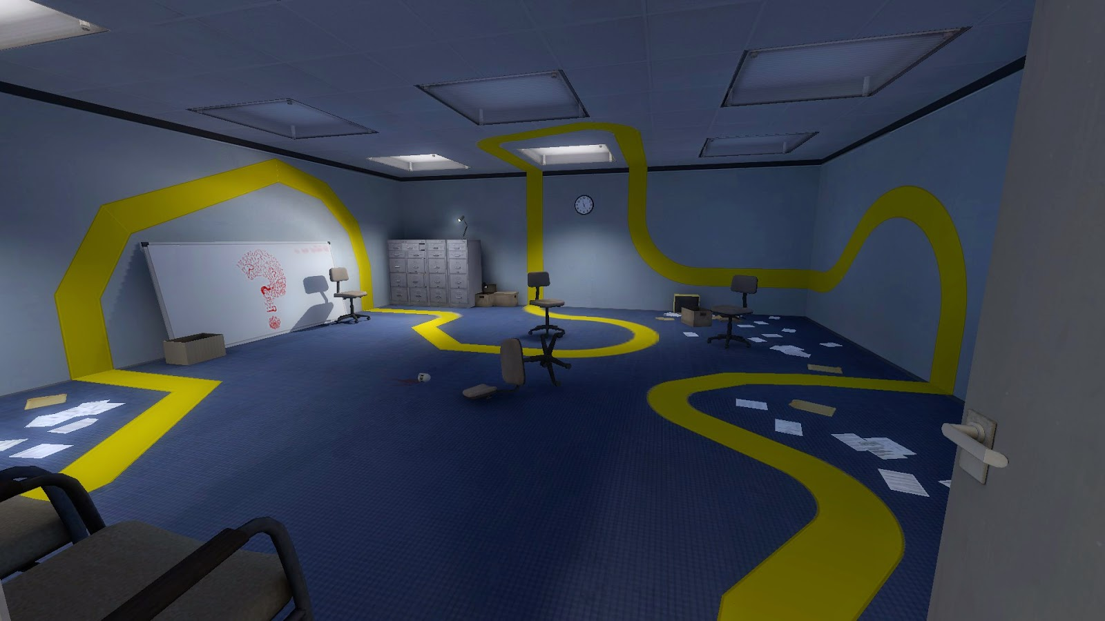 the stanley parable adventure line office weird wiggly