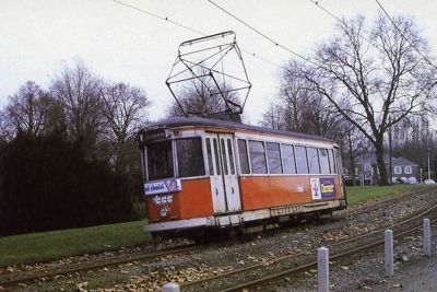 Le tramway ou mongy