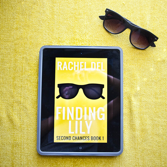 Finding Lily by Rachel Del - now available for pre-order on Amazon Kindle